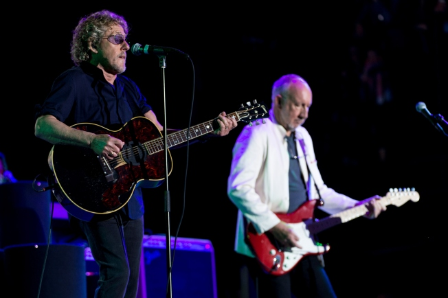 The Who Sets New Date for Concert at United Center