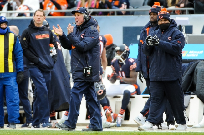Bears Adjust After Losing Center to Season-Ending Injury