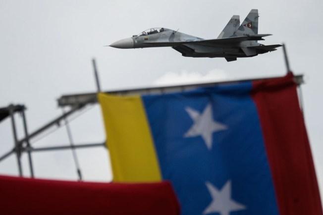 United States Accuses Venezuelan Jet of Aggressive Action Over Caribbean