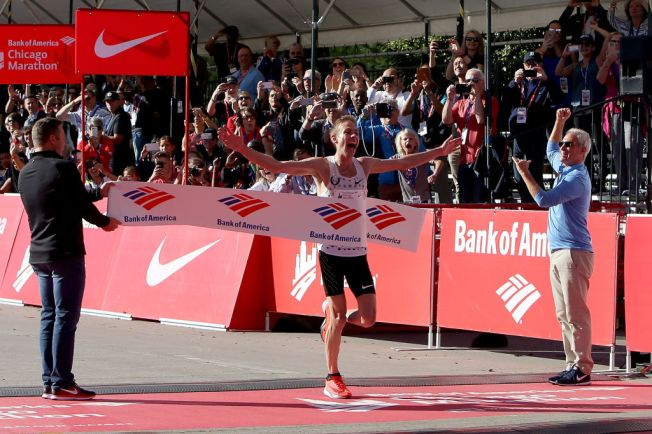 2018 Bank of America Chicago Marathon Elite Runner: Galen Rupp