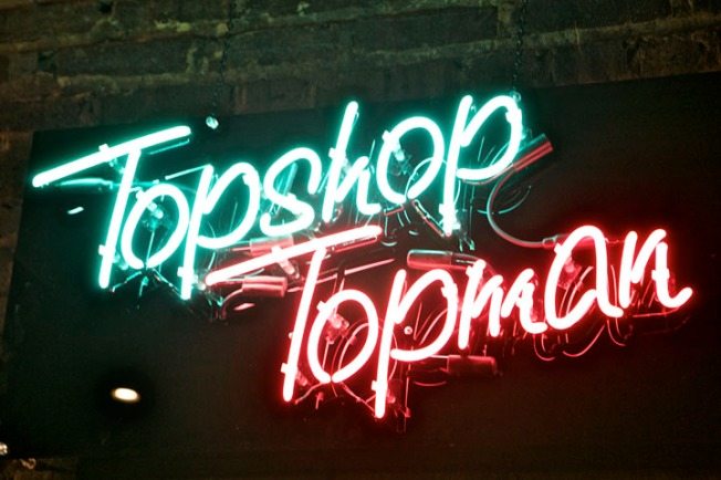 Topshop/Topman Set to Unveil Michigan Ave Digs
