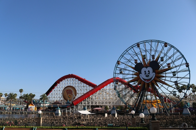 On the Heels of 'Galaxy's Edge,' Disneyland Set to Add Marvel-Themed Area With Microbrewery