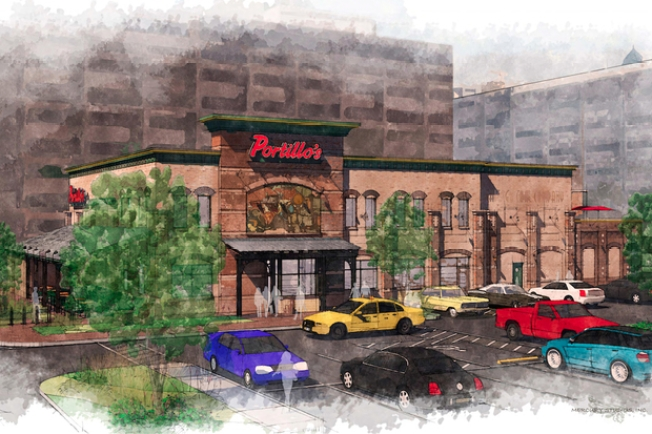 Portillo's Second Chicago Location Opens in May