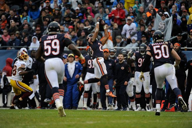 Bears Expected to Place Kyle Fuller on Injured Reserve: Report