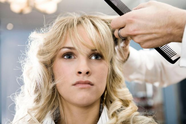 Hair Stylists Prepare for Battle