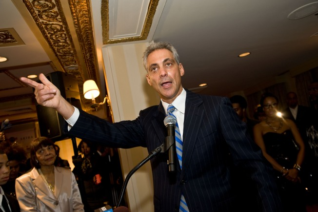 Rahm Signs Executive Orders on Ethics