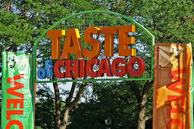 Street Closures, Reroutes Begin for Taste of Chicago