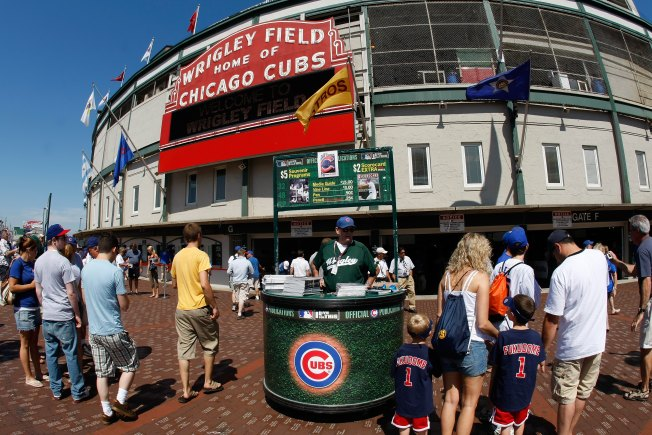 Cubs Home Games in Milwaukee? Not Gonna Happen