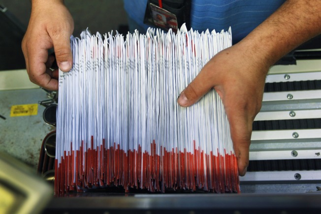 """Ald. Deb Mell Opponent Files For Recount, Claims """"Machine Dirty Tricks"""""""