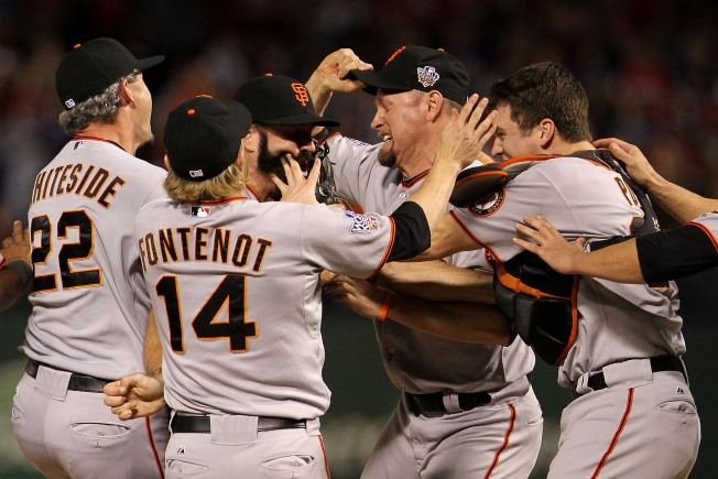 At Long Last, The Giants Are World Champions