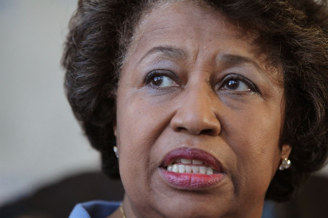 Exclusive: Moseley Braun Campaign Fires Moseley Braun