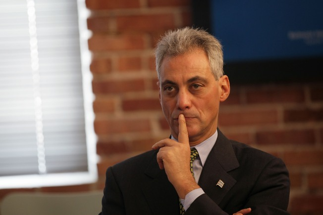 Mayor Emanuel Re-Allocates $750K of 2015 Budget to Mental Health Services