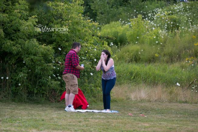 Photographer Who Accidentally Captured Proposal Finds Mystery Couple After Photo Goes Viral