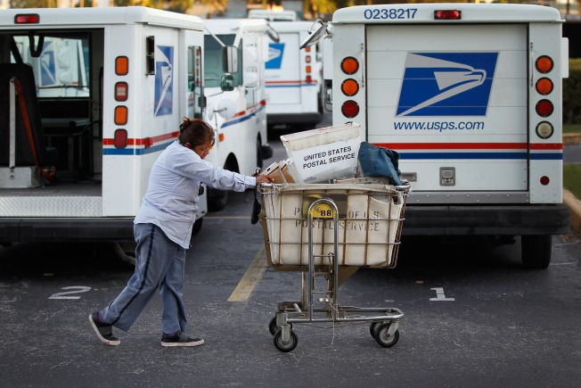 Postal Cuts Could Slow Mail Delivery