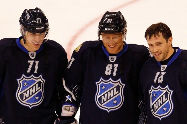 NHL All-Star Fan Voting Open Through Jan. 1
