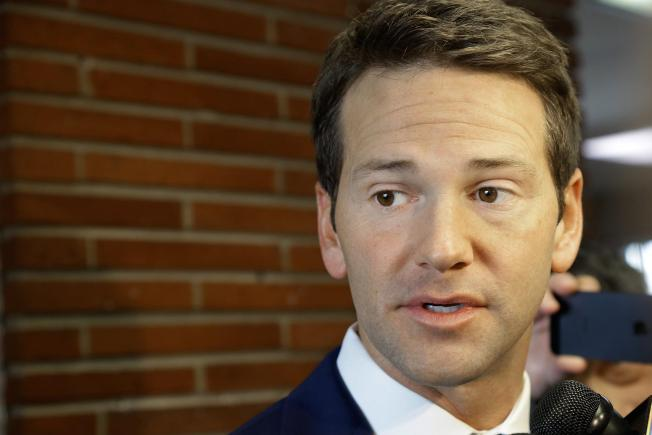 Attorneys for Aaron Schock Ask Judge to Postpone Arraignment