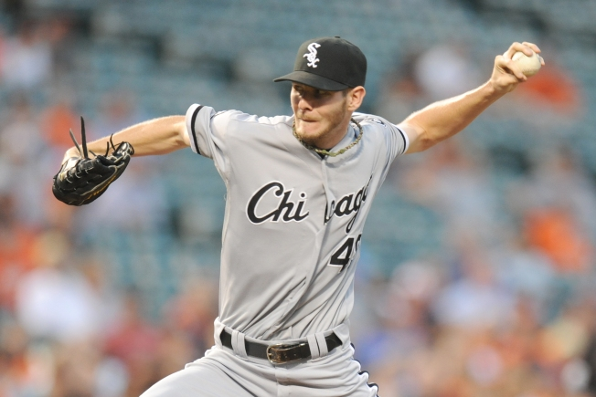 White Sox Lose Second Straight