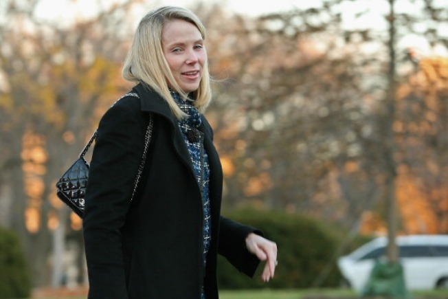 Marissa Mayer Ends Working From Home at Yahoo