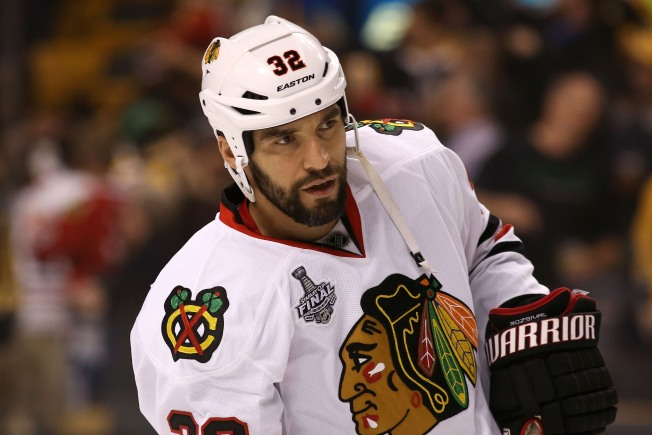 Blackhawks Recall Gustav Forsling, Place Michal Rozsival on IR