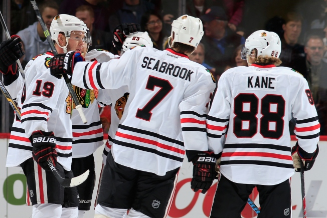 Blackhawks vs. Blues: Five Thoughts on Chicago's Victory