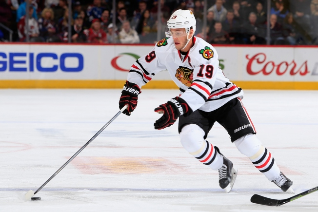 Kane Scores Two Goals as Blackhawks Blow Out Ducks