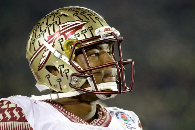 Jameis Winston May Stay Home for NFL Draft