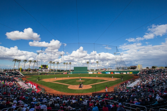 Cactus League Journal: A Trip to Goodyear Ballpark is Worth Every Mile