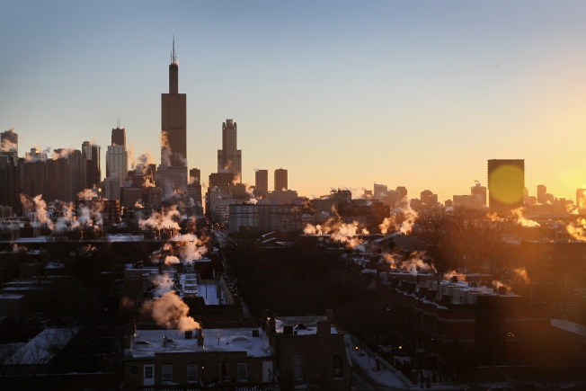 Chicago Credit Rating Downgraded to Junk Bond Status