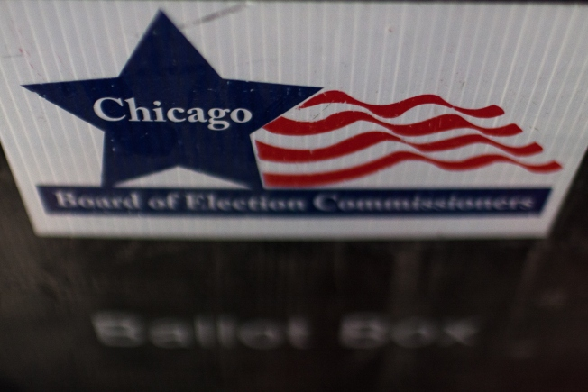 Chicago Election Officials Say Turnout Near 40 Percent