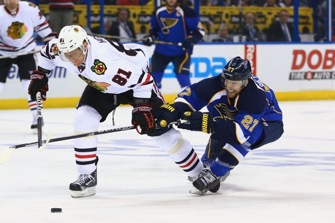 Blackhawks Midterm Report: Five Key Players for the Second Half