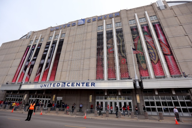 Project Near UC Could Pave Way For New Blackhawks Facility