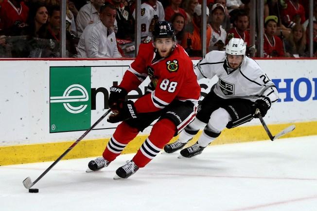Top 10 Most Important Blackhawks: #9 Patrick Kane