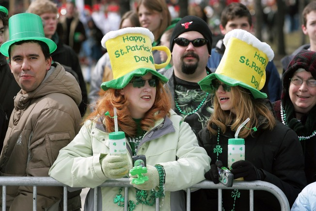 South Side Irish Parade on Tap, Cost Pending