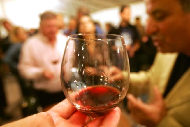 Landmark Hosts Free Wine Tastings With Rock 'n' Roll Edge