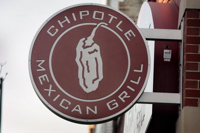 Chipotle Turns Green
