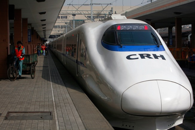 Bullet Train Plans Derailed by Wealthy Tech-Exec Haven