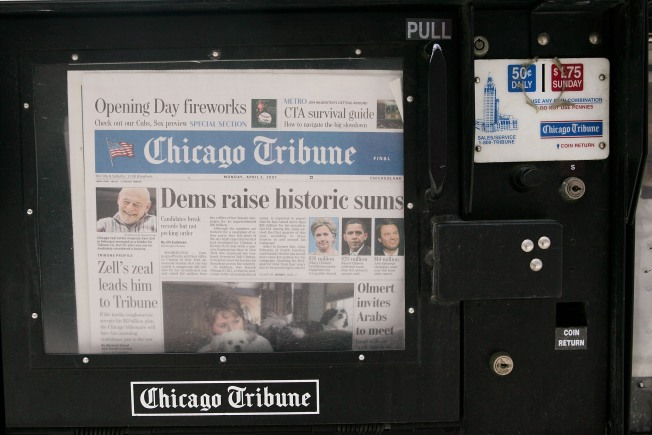 Judge OKs Some Payments at Trib's Bankruptcy Hearing
