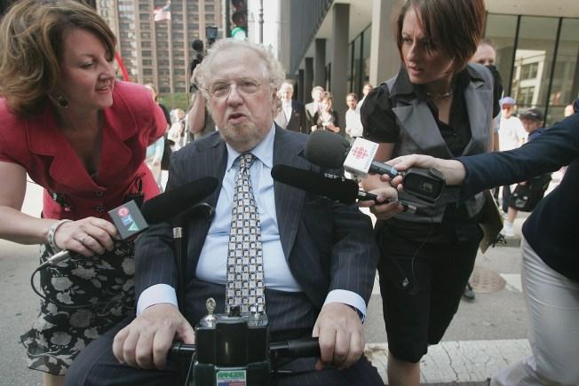 Blago's Legal Team Pulls Out of Senate Trial