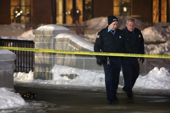 Site of NIU Shootings To Reopen Tuesday