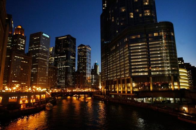 Chicago Beats the 'Burbs