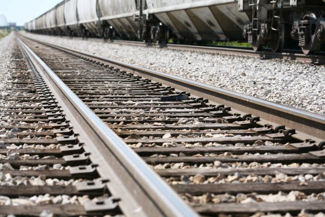 Amtrak Train, Car Collide in Braidwood