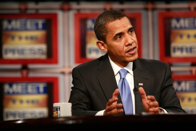 Obama: The Dems' Best Weapon