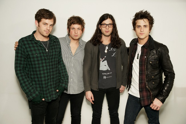 Make a Donation, See Kings of Leon