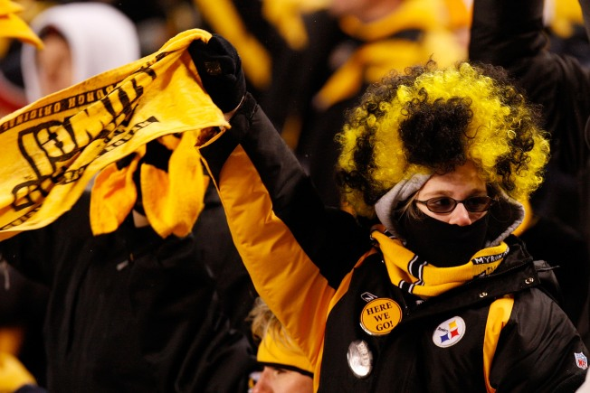 Take Your Terrible Towel to This Party