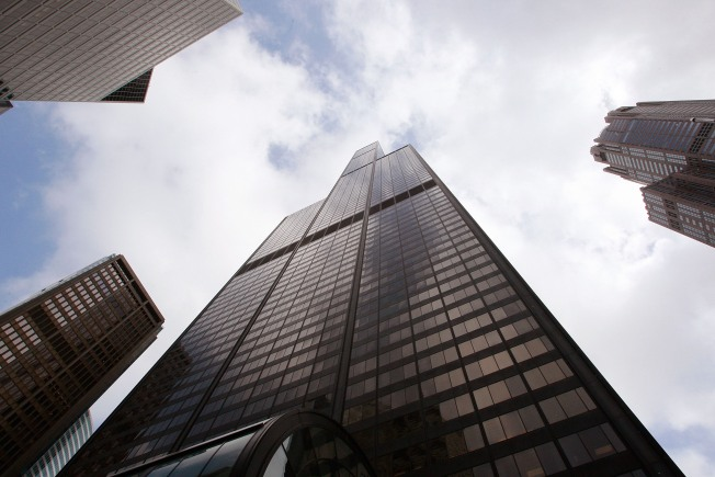 Willis Wants Sears Tower Tax Break Too