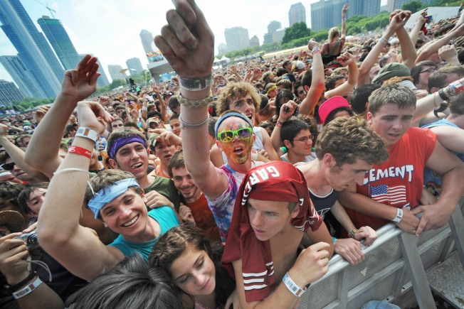 Lollapalooza 2015 Aftershows Announced