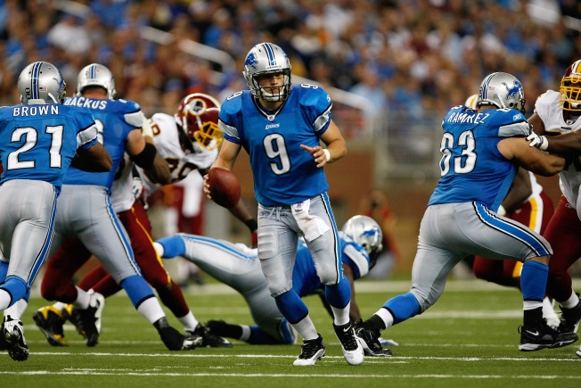Lions No Pushovers In Week 4