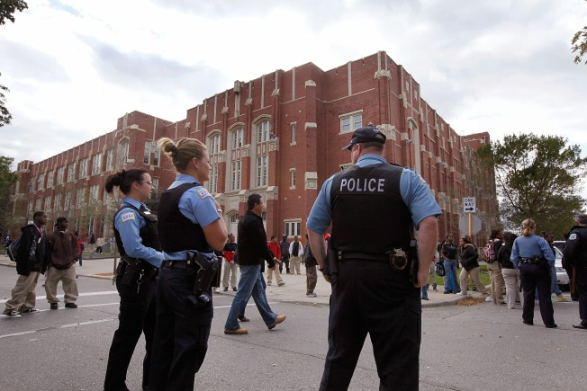 School Violence On the Rise: Report