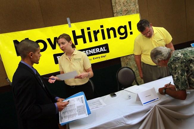Jobless Benefits: It's Still The Economy, Stupid