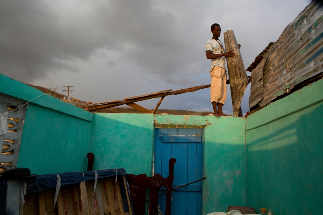 US Policy on Deporting Haitians on Hold in Wake of Hurricane
